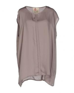 Блузка J' AIME LES GARÇONS. Цвет: серый