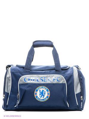 Сумка Chelsea FC Atributika & Club. Цвет: синий
