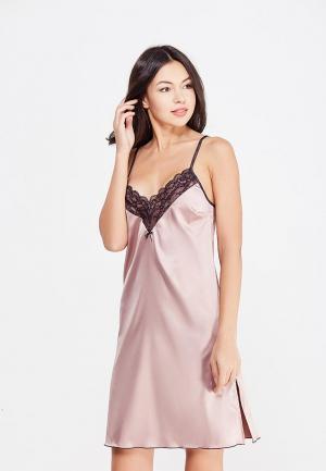 Сорочка ночная Lauma Lingerie. Цвет: розовый