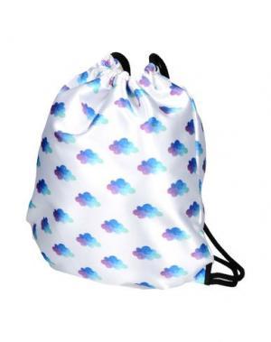 Рюкзаки и сумки на пояс BE ǀ NEGATIVE. Цвет: белый