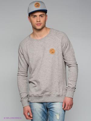 Джемпер CLWR. Цвет: серый