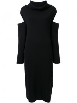 Платье Super Geeiong Nehera. Цвет: чёрный