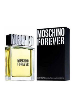 Туалетная вода Moschino Forever, 30 мл. Цвет: черный
