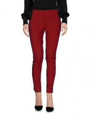 Повседневные брюки SPACE STYLE CONCEPT. Цвет: красно-коричневый
