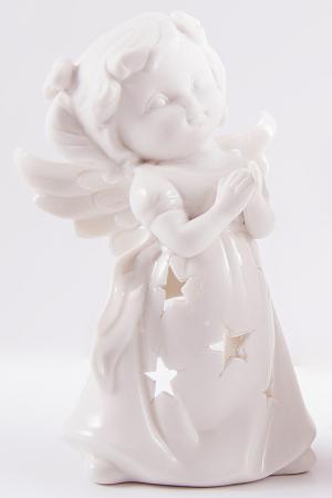 Подсвечник Ангел Christmas. Цвет: мульти
