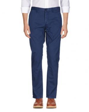 Повседневные брюки NORSE PROJECTS. Цвет: темно-синий