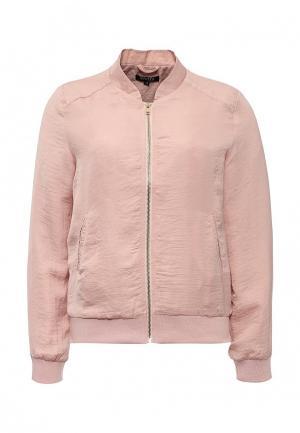 Куртка Stella Morgan. Цвет: розовый