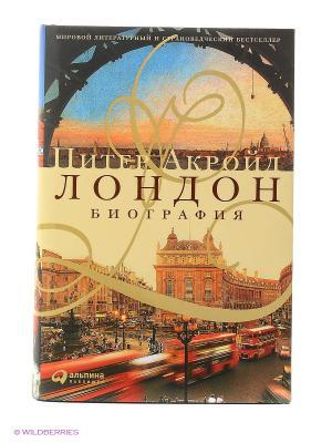 Лондон. Биография Альпина Паблишер. Цвет: белый