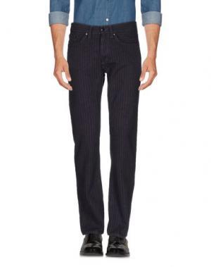 Повседневные брюки JAGGY. Цвет: фиолетовый