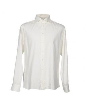 Pубашка BRANCACCIO C.. Цвет: слоновая кость