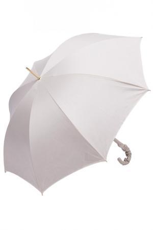 Зонт Pasotti. Цвет: бежевый