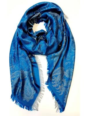 Платок NINA ROSSI. Цвет: синий