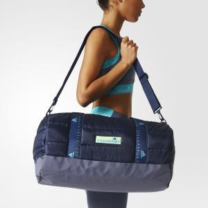 Спортивная сумка  STELLASPORT adidas. Цвет: зеленый