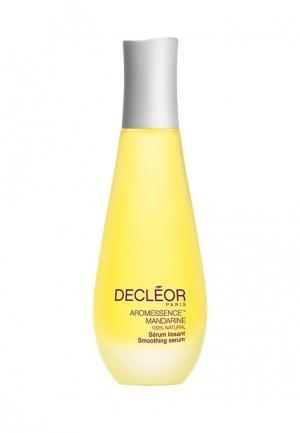 Разглаживающая ароматическая эссенция 15 мл. Decleor. Цвет: желтый