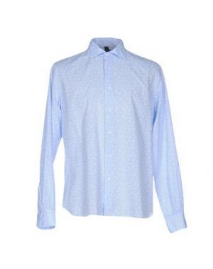 Pубашка ORIAN. Цвет: небесно-голубой