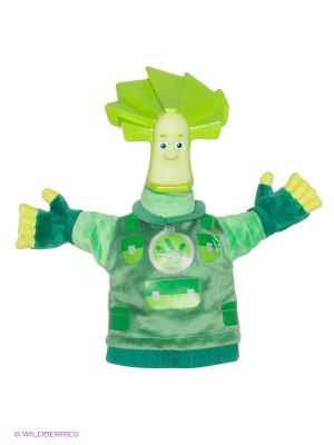 Мягкая игрушка Мульти-пульти. Цвет: зеленый