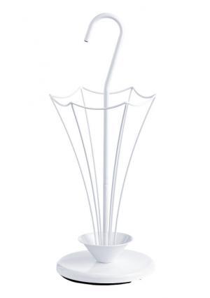 Подставка для зонтов Heine. Цвет: белый