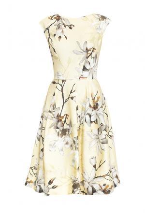 Платье 164315 Lola By Lolita Shonidi. Цвет: бежевый