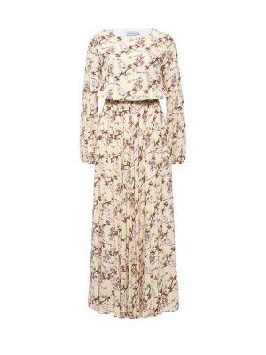 Платье летнее из штапеля с пышной юбкой Bella kareema