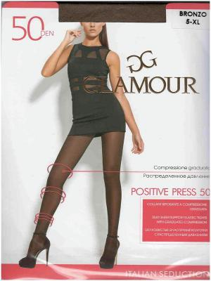 Positive press Glamour. Цвет: бронзовый
