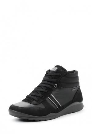 Ботинки MOBILE III Ecco. Цвет: черный