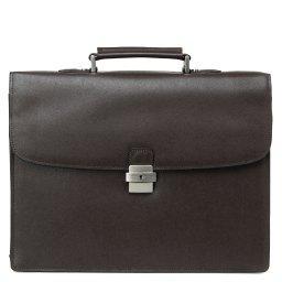 Портфель  RS11259 темно-коричневый GERARD HENON