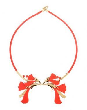 Ожерелье EK THONGPRASERT. Цвет: красный
