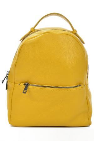 Рюкзак MANGOTTI BAGS. Цвет: yellow