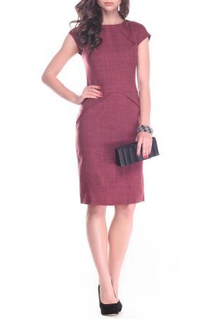 Платье REBECCA TATTI. Цвет: светло-сливовый