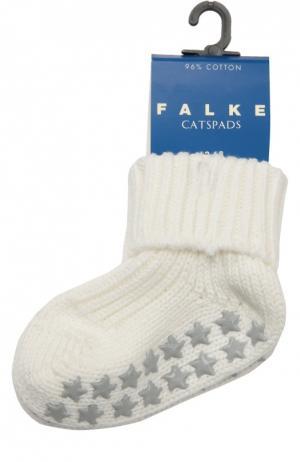 Носки Catspads Falke. Цвет: кремовый