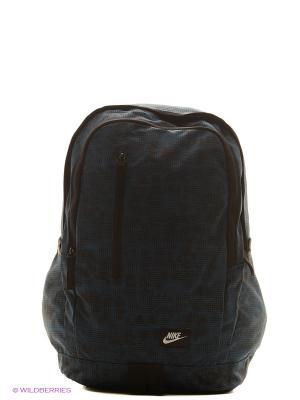 Рюкзак NIKE ALL ACCESS SOLEDAY - PRIN. Цвет: темно-зеленый, черный