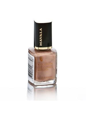 Лак для ногтей профессиональный Elegance Mavala. Цвет: золотистый