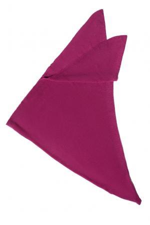 Шаль из шерсти 153305 Norsoyan. Цвет: фиолетовый