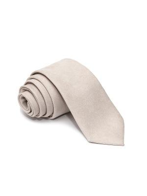 Галстук Churchill accessories. Цвет: белый, кремовый