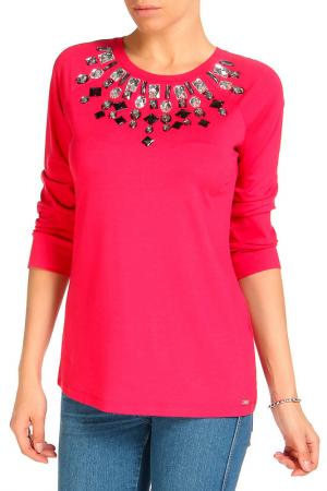 Блуза SARAH KERN. Цвет: розовый