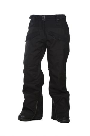 Лыжные брюки Westbeach. Цвет: черный