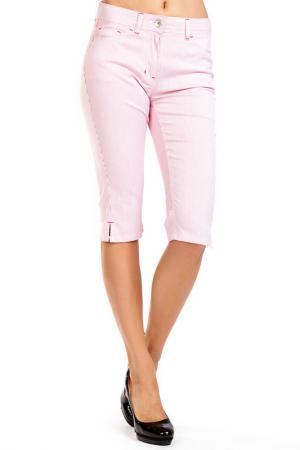Bermuda shorts PPEP. Цвет: pink