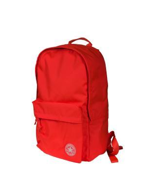 Рюкзак EDC Poly Backpack Converse. Цвет: оранжевый