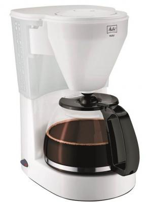 Кофеварка Easy white MELITTA. Цвет: белый