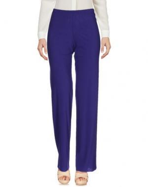 Повседневные брюки ALMERIA. Цвет: фиолетовый