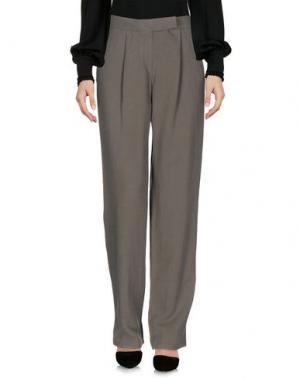 Повседневные брюки SITA MURT/. Цвет: зеленый-милитари