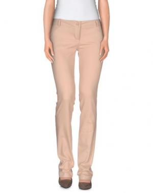 Повседневные брюки LA KORE. Цвет: розовый