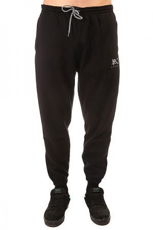 Штаны спортивные  Hardwood Sweatpants Black K1X. Цвет: черный