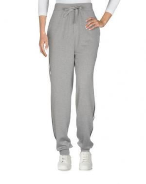 Повседневные брюки OLIVIA VON HALLE. Цвет: серый