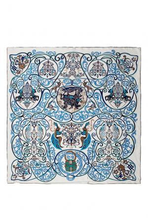 Шелковый платок 183360 Moltini. Цвет: разноцветный