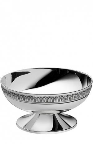 Чаша Malmaison Christofle. Цвет: бесцветный