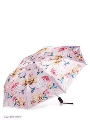 Зонт Eleganzza. Цвет: сиреневый, красный, голубой