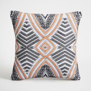 Чехол для подушки Santoft AM.PM.. Цвет: оранжевый/ черный