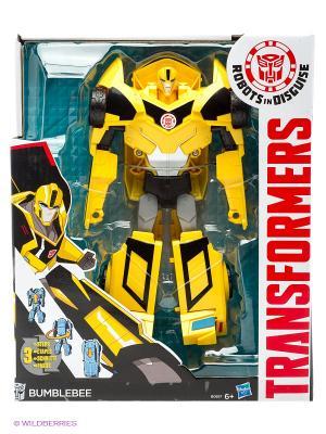Трансформеры Роботс-ин-Дисгайс Гиперчэндж Transformers. Цвет: желтый