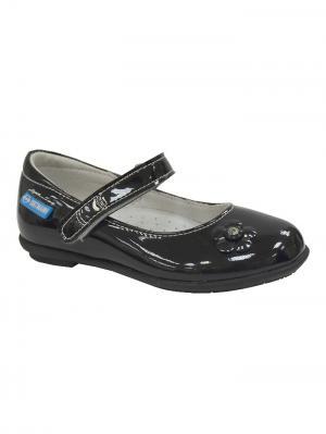 Обувь ортопедическая малосложная JENA, арт. 7.62.2 ORTMANN. Цвет: антрацитовый